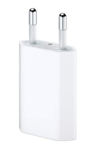Apple MD813ZM/A - 5W USB POWER ADAPTER (EU) - EUROPEAN ML