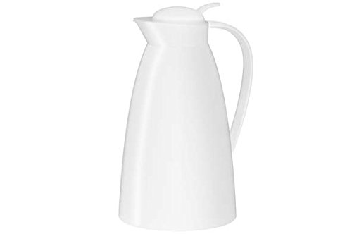 Alfi 825010100 Isolierkanne Eco, Kunststoff (1 Liter), weiß
