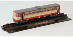 15th railway collection [5. Nagoya Railroad KIHA 20 form] (single) | De Nouveaux Produits 2019
