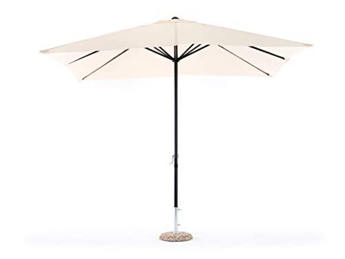 My garden ombrellone garden, 3 x 2 m, ecrù