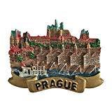 Prague Tschechische 3D Kühlschrankmagnet Reise-Aufkleber Souvenirs Home & Kitchen Dekoration Kühlschrankmagnet aus China