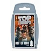 Top Trumps Dr Who - grey Pack