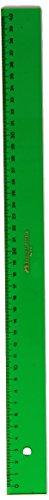 Faber Castell 734169 - Regla técnica graduada, 40 cm, color verde