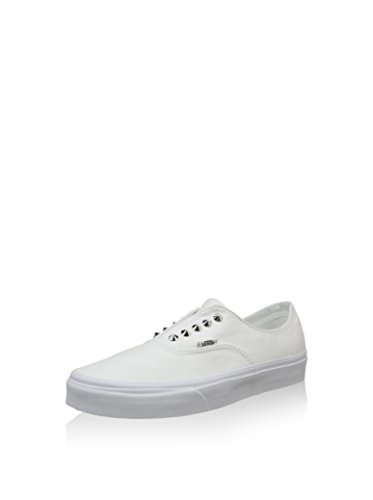 vans unisex erwachsene authentic sneaker weiß