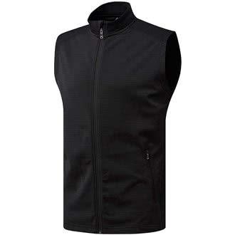 adidas Herren Climawarm Vest Anzugweste, Schwarz (Negro CY9370), X-Large