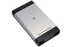 Hp Personal Media Drive 2 Tb Usb 2.0 Desktop External Hard Drive Au183aa Hd2000