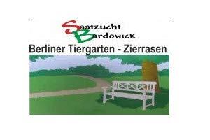 Rasen Berliner Tiergarten Grassamen Rasensamen Rasensaat Gras 2,5kg - Eleganter Zierrasen - Qualität zum Fairen Preis !