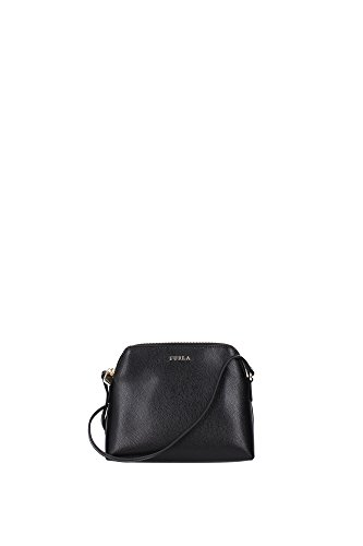 FURLA BOHEME XL CROSSBODY 839599 ONYX + COLOR