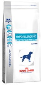 Royal Canin Veterinary Diet Dog Hypoallergenic Moderate Calorie HME23 7 kg