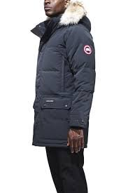 Canada-Goose-Mens-Parka-Jacket-grey-Graphite-Large