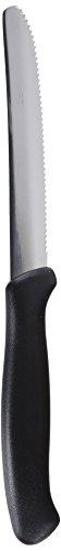 comprare on line Kaimano KTS031106N Italicus Coltelli da Tavolo, Acciaio Inossidabile, Nero, 28x10x2 cm, 6 Unità prezzo
