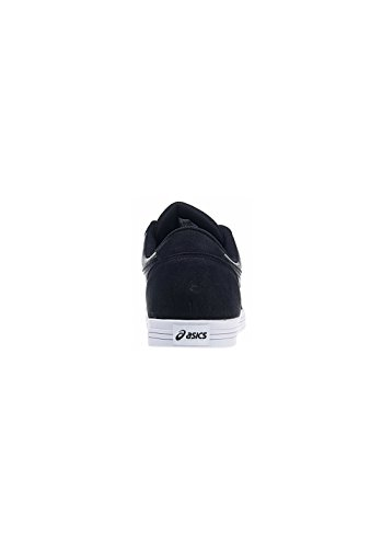 Asics Aaron, Sneakers Basses Mixte adulte Black-Black