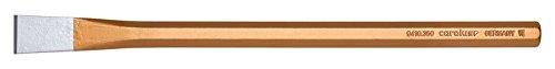 Carolus Ciseau de maçon, octogonale, 350 x 26 x 18 mm 9410.350