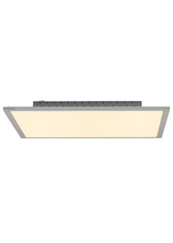 Preisvergleich Produktbild BRILLIANT FLAVIA LED Deckenpanel 59,5 cm Weiß