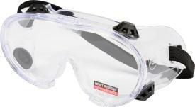 Yato YT-7381 – Schutzbrille mit Belüftung