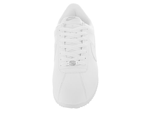 Nike Mens Cortez Basic Leather Trainers White
