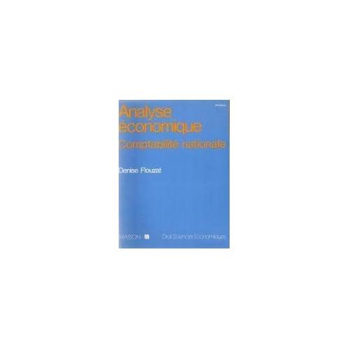 Analyse économique micro-économie et macro-économie, comptabilité nationale le système élargi, SECN (Collection Droit, sciences économiques)
