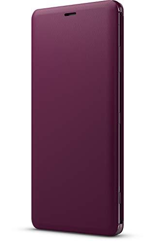Sony Style Schutzhülle Stand 'SCSH70' für Xperia XZ3, Rot