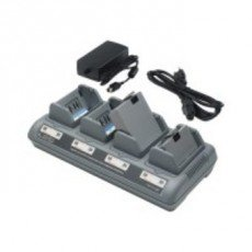 Zebra UK QL/RW/P4T Series Lithium-Ion Battery Quad Charger -