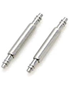 Federstege (1 Paar) passend für die Stegbreite 15mm MyHez-fs02/D015/1Paar/15mm