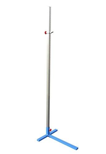 Preisvergleich Produktbild Paar Hochsprungständer komplett im Set für Leichtathletik - 2, 50 Meter