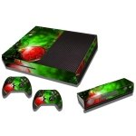 RISHIL WORLD Christmas Series Decal Stickers for Xbox One Game Console