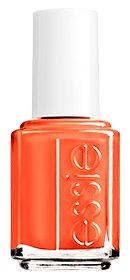 Vernis Essie N° 321 - Roarrrrange - orange - pinceau français