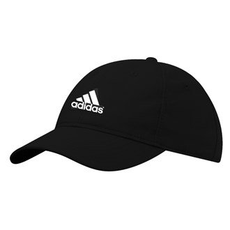 Adidas Cap Golf Tennis Schirmmütze schwarz-weiss atmungsaktiv UV Schutz