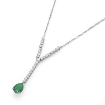 ypsilon-necklace-sterling-silver-cubic-zirconia-pendant