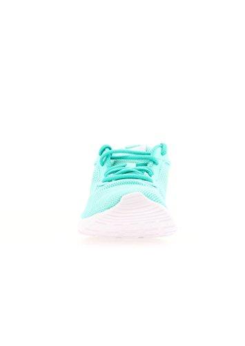 Nike Damen Tanjun (Gs) Laufschuhe Turquesa (Hyper Turq / Volt-Clear Jade-White)
