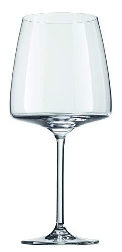 Schott Zwiesel 142153 Sensa Wijnglas Velvety & Sumptuous, 0.71 Ltr Kapazität, Transparente, 6 Stück Schott Zwiesel Tritan-bar