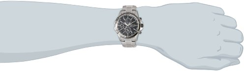 Seiko Men's Chronograph Quartz Watch with Stainless Steel Bracelet – SSC147P1