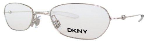 DKNY Donna Karan Herren / Damen Brille, Lesebrille & GRATIS Fall 6251 028 Silber