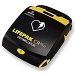 Lifepak CR-T Trainingselektroden mit Verpackung für AED-Trainer