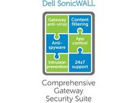 Dell TZ 600 GW-Anti-MW IP & AC 5J, 01-SSC-0232