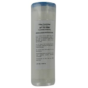 Aries AF-10-3690 Fluoride Removal Water Filter Cartridge by Aries