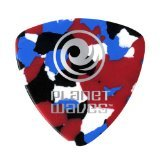 Planet Waves Médiators Planet Waves multicolores, pack de 25, Light, format large