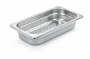 Gastro - Behälter 1 von Rieber / Gastronorm 1/3 / Einsatz / Profizubehör / Gastrobehälter 1 - 1/3...