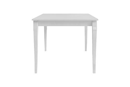 CAVADORE 90194 Esszimmertisch MATILDA / großer Küchentisch in klassischem Design / elegant