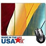 MSD Mouse Pad/Tapis en caoutchouc naturel avec bords cousus 9,8x 7,9coloré...