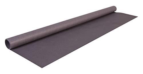 C Rolle (färbiges Kraftpapier, 3 x 0,70 m, 65 g, PEFC, ideal für Ihre Bastelprojekte) 1 Stück grau ()
