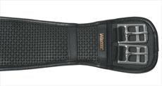 Wintec Chafeless elastico sottopancia per dressage, Black, 60cm/24