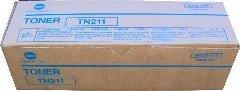 Preisvergleich Produktbild Konica Minolta 8938415 Bizhub 250 Toner, 17500 Seiten, TN211, schwarz