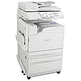 Lexmark X945e 2400x 1200dpi Laser A345PPM Multifunctional-Multifunctionals (Laser, Colour Printing, Colour Copying, Colour Scanning, Mono Faxing, 200000Pages-Month) -
