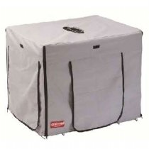 Comfort Dog Crate Cover (Size: Size 1)