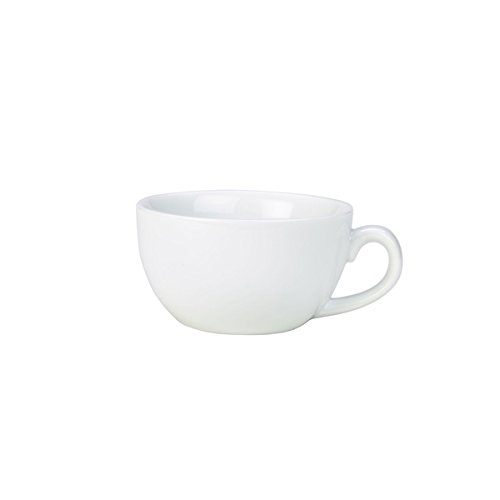 21zdc%2Bov1ZL. SS500  - Genware NEV-312109 Royal Bowl Shaped Cup, 9 cl (Pack of 6)