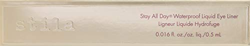 Stila Stay all Day - Eye Liner liquido, waterproof, 0,5 ml