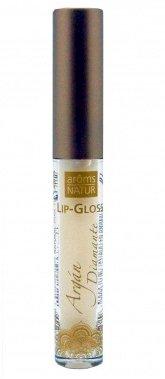 Pure Argan Lip Gloss, 100% Natural & Organic