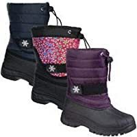 Cotswold Icicle Kids Snow Boots