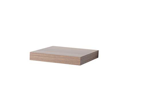 Element System Magic Board / Wandboard / Wandregal 250 x 250 x 38 mm / Walnuss -